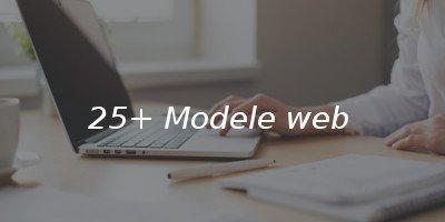 Noi modele de site-uri de prezentare