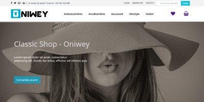 Magazin online la cheie Oniwey